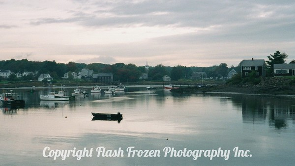Cape Porpoise, Maine 2001 This is the first image that I sold. Created with Fuji film