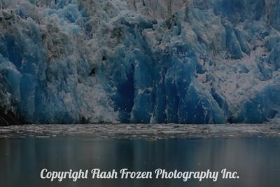 Alaska Glacier, Misty Fjords, 2006