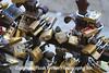 Locks of Love on the Pontevecchio - Florence, Italy