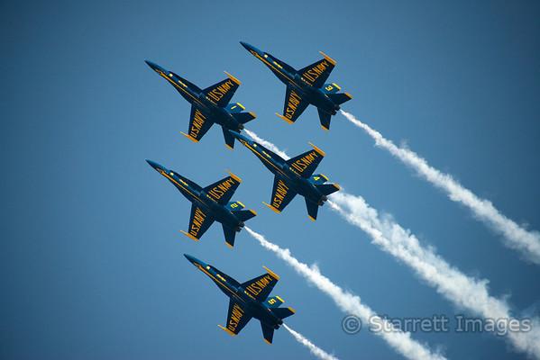 Blue Angles, US Navy