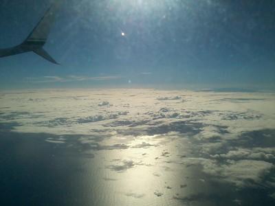 Flight: Honolulu Hawaii to Seattle Washington U.S.A.