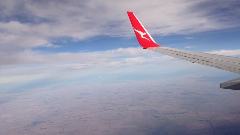 Flight from Brisbane
