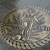 All those who served received the World War II Victory Medal that also adorns the pavilion floors.