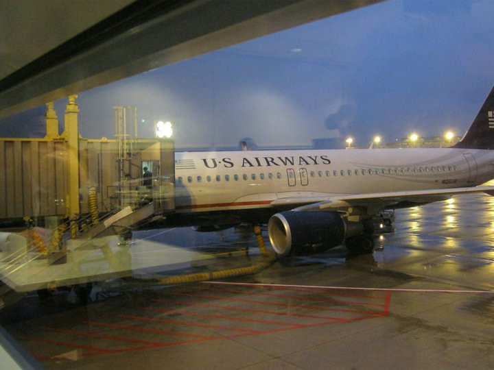 Triangle Flight of Honor arrives at Reagan National in Washington, D.C.