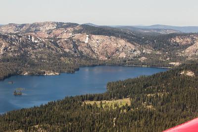 Gold Lake, near Sierra Buttes.