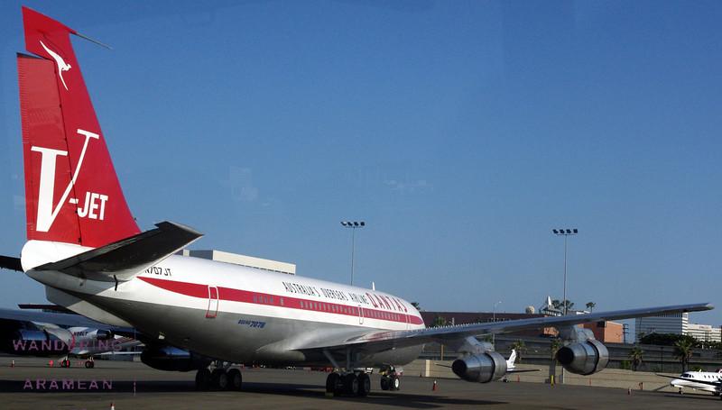 Travolta's 707
