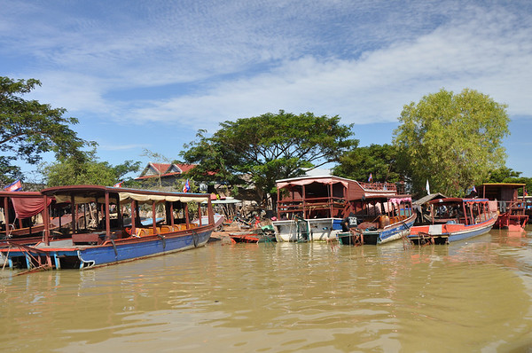 Floating Villages - Life on/over the Water Photos