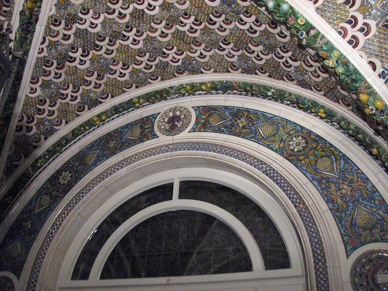 Stibbert -- Ceramic Ceiling