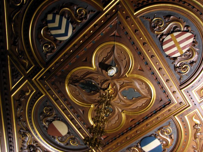 Stibbert -- Ceiling