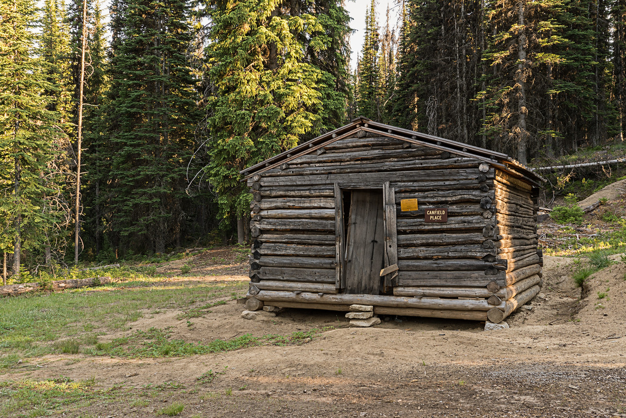 Canfield Cabin