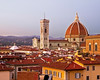 Santa Maria del Fiore or Duomo from the Hotel Torre Guelfa, Florence, Firenze, Italy