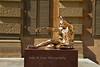 Trans-Porto Bronze Sculpture by Rabarama, Palazzo Pitti, Florence, Firenze, Italy