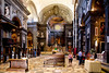 Nave of Basilica Santi Michele e Gaetano, Florence, Firenze, Italy