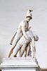 Menelaus supporting the body of Patroclus, Plazza della Signoria Florence, Firenze, Italy