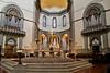 Basilica Santa Maria del Fiore or Duomo altar, Florence, Firenze, Italy