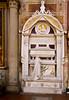 Tomb of Gioachino Rossini, Basilica di Santa Croce, Florence, Firenze, Italy