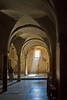 Light streaming through window, San Miniato al Monte Church, Florence, Firenze, Italy