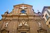 Facade of Santi Michele e Gaetano, Florence, Firenze, Italy