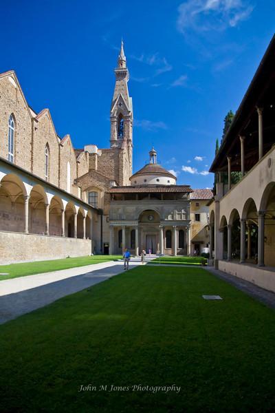 Basilica di Santa Croce, Florence, Firenze, Italy