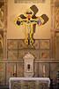 Cimabue's Crucifix, Basilica di Santa Croce, Florence, Firenze, Italy