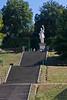 Statue, The Abundance by Sebastiano Salvini, Gianbologna and Pietro Tacca, Boboli Garden, Florence, Firenze, Italy