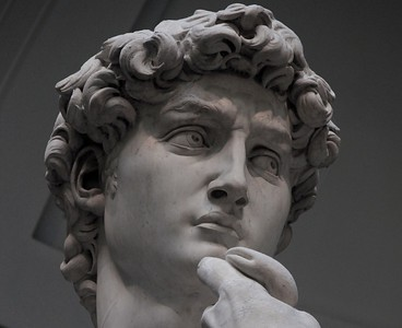 One of Michaelangelo's tricks to mistake-free carving was to build an exact model out of wax. The model was submerged in water and the water partially drained.  He would study the water line and carve those points in relation to each other.