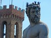 Neptune's fountain, Florence.