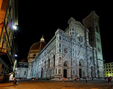 Florence, Ferrara, & San Gimignano, Italy- August 2010
