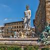Statue of Hercules in Piazza della Signoria