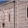 One of the Duomo's main walls.