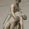 Ajax with the Body of Patroclus in the Piazza della Signoria Florence