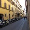 street toPiazza del Duomo from San Marco