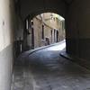 street near the Museo Bardini