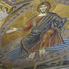 Mosaics inside Baptistery