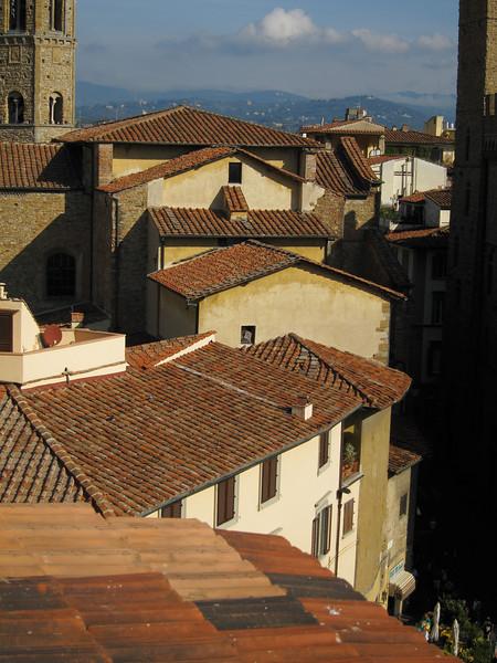 from Palazzo Gondi