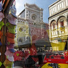 reflection: Duomo and Baptistery