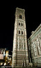 Campanile at night