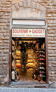 The Souvenir Gadget shop
