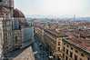 View from the Campanile, Santa Croce in the background