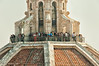Viewing platform at the top of the Duomo