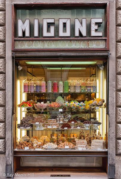 Migone sweet shop