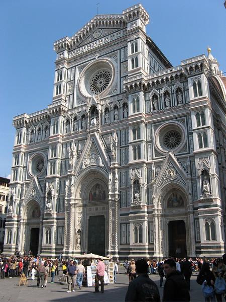 Dome - front facade