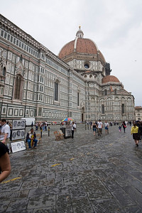 Duomo view from the front