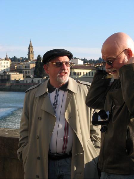 Allan Hollinger and Ian Hemphill
