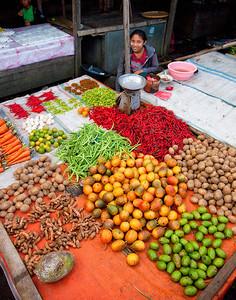 Bajawa market