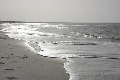 Cape San Blas Looking North