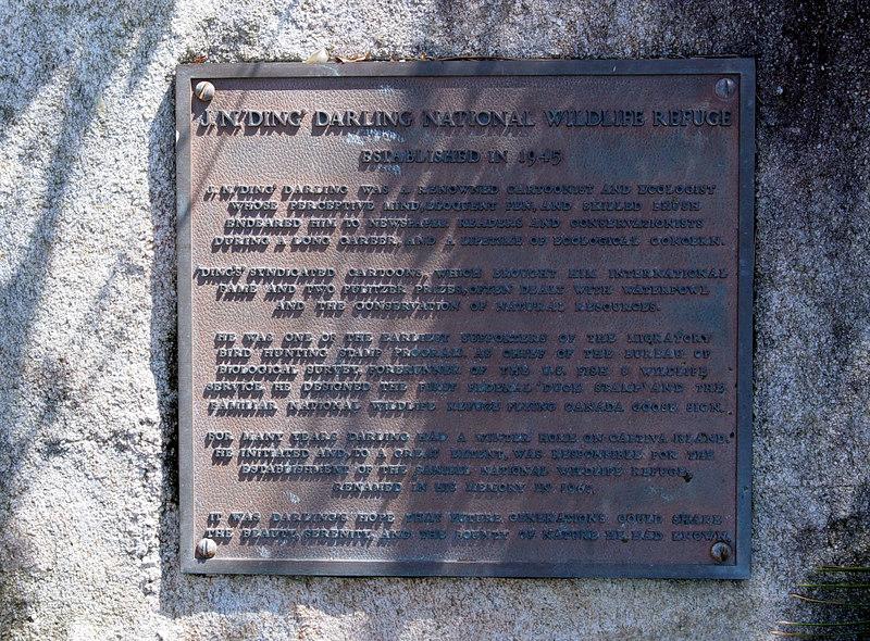 """J. N. """"Ding"""" Darling National Wildlife Refuge"""
