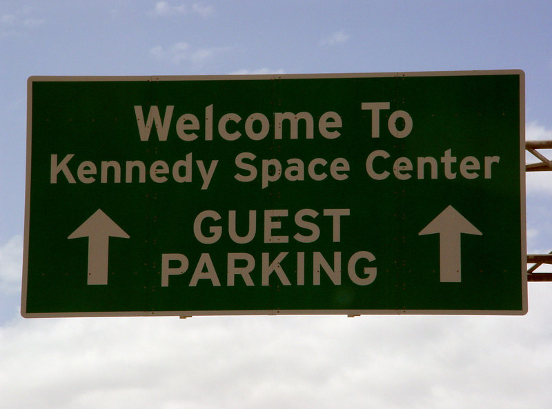 <b>Kennedy Space Center</b>  [B]