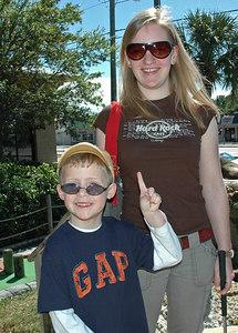 Brady & Anne (hole in one)
