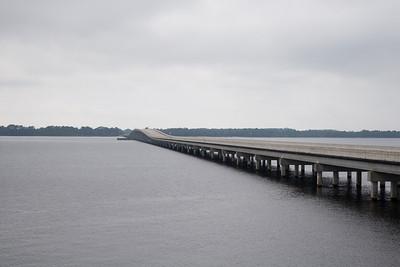 US98 Across Ochlockanee Bay